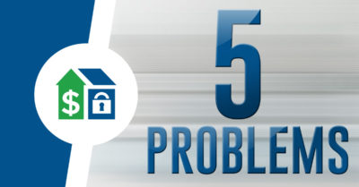 community problems list and solutions